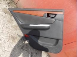 SOLANOОбшивка двери задняя левая (под электрику)