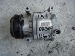 ALBEA F01000 Компрессор кондиционера SCSB06 Denso 5A787520051747318 1.4л