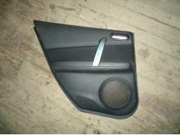 MAZDA 6 Обшивка двери задняя левая (седан,под электрику)
