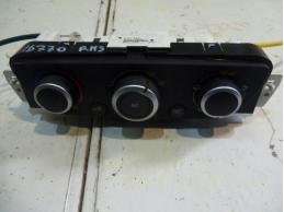 MEGANE III Блок управления отопителем