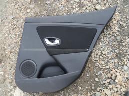 MEGANE III Обшивка двери задней правой под электрику