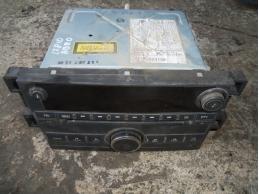 AVEO T250 Магнитола