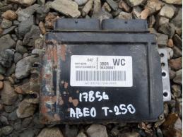 AVEO T250 Блок управления двигателем