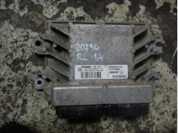 LOGANБлок управления двигателем