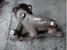 TEANA J32 Коллектор выпускной