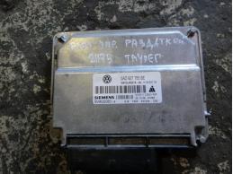 TOUAREGБлок управления раздаточной коробки
