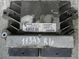 SYMBOL 1998 Блок управления двигателем