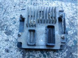 ASTRA J Блок управления двигателем