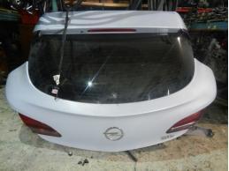 ASTRA J Дверь багажника со стеклом